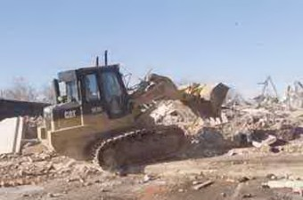 Excavation Project in Dallas